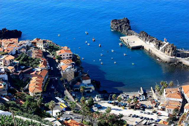 Small Harbour (Madeira, Portugal)