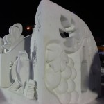 Italy:The Four Seasons/The 42nd International Snow Sculpture Contest 2015(SAPPORO SNOW FESTIVAL)