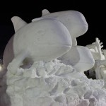 Portland(United States of America):Family/The 42nd International Snow Sculpture Contest 2015(SAPPORO SNOW FESTIVAL)