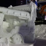 Thailand:The Ubiquitous TUK-TUK/The 42nd International Snow Sculpture Contest 2015(SAPPORO SNOW FESTIVAL)
